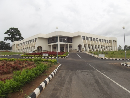 Image result for university of ibadan multi purpose hall